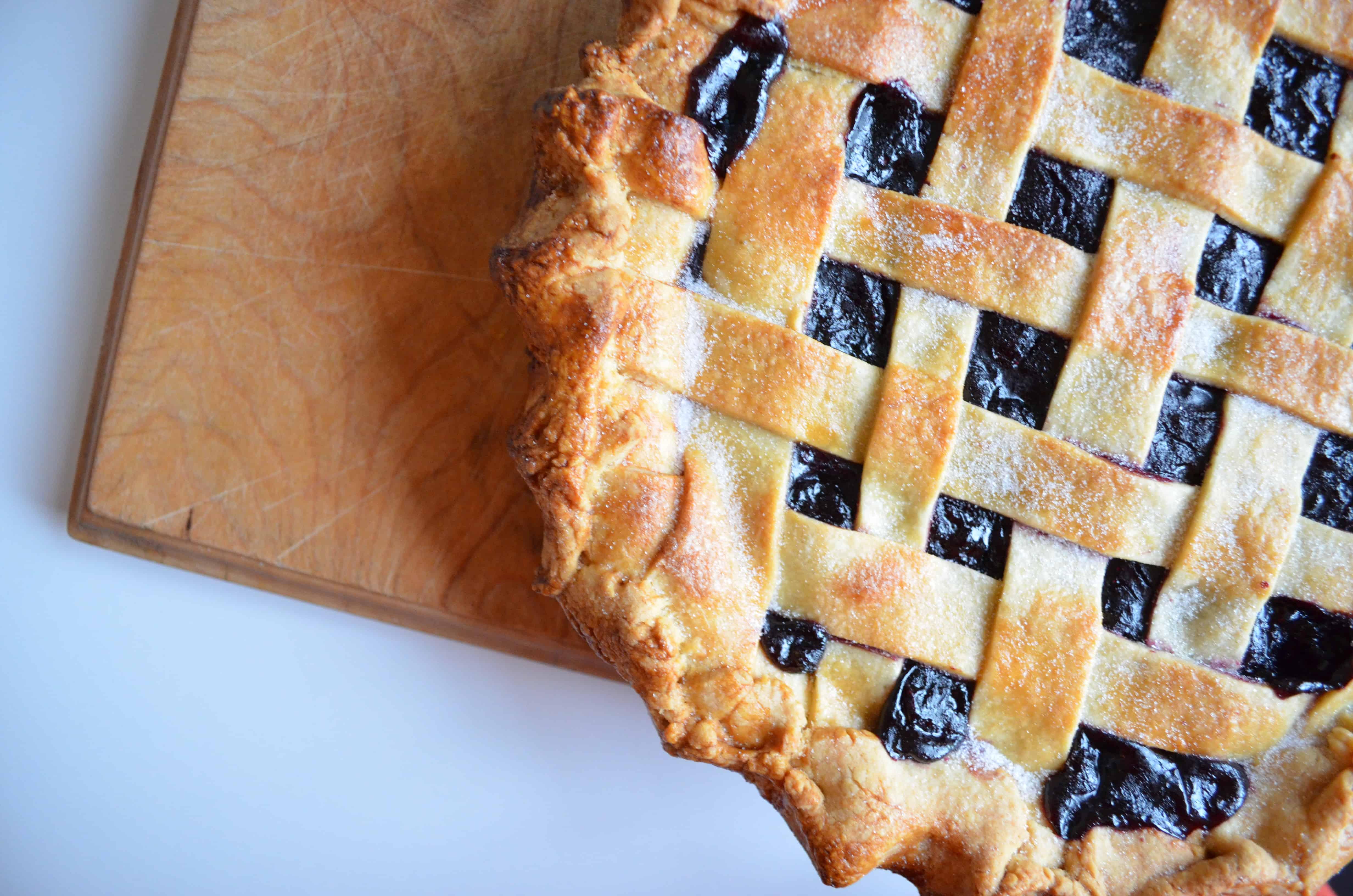 Cherry Pie | Baking With Aimee