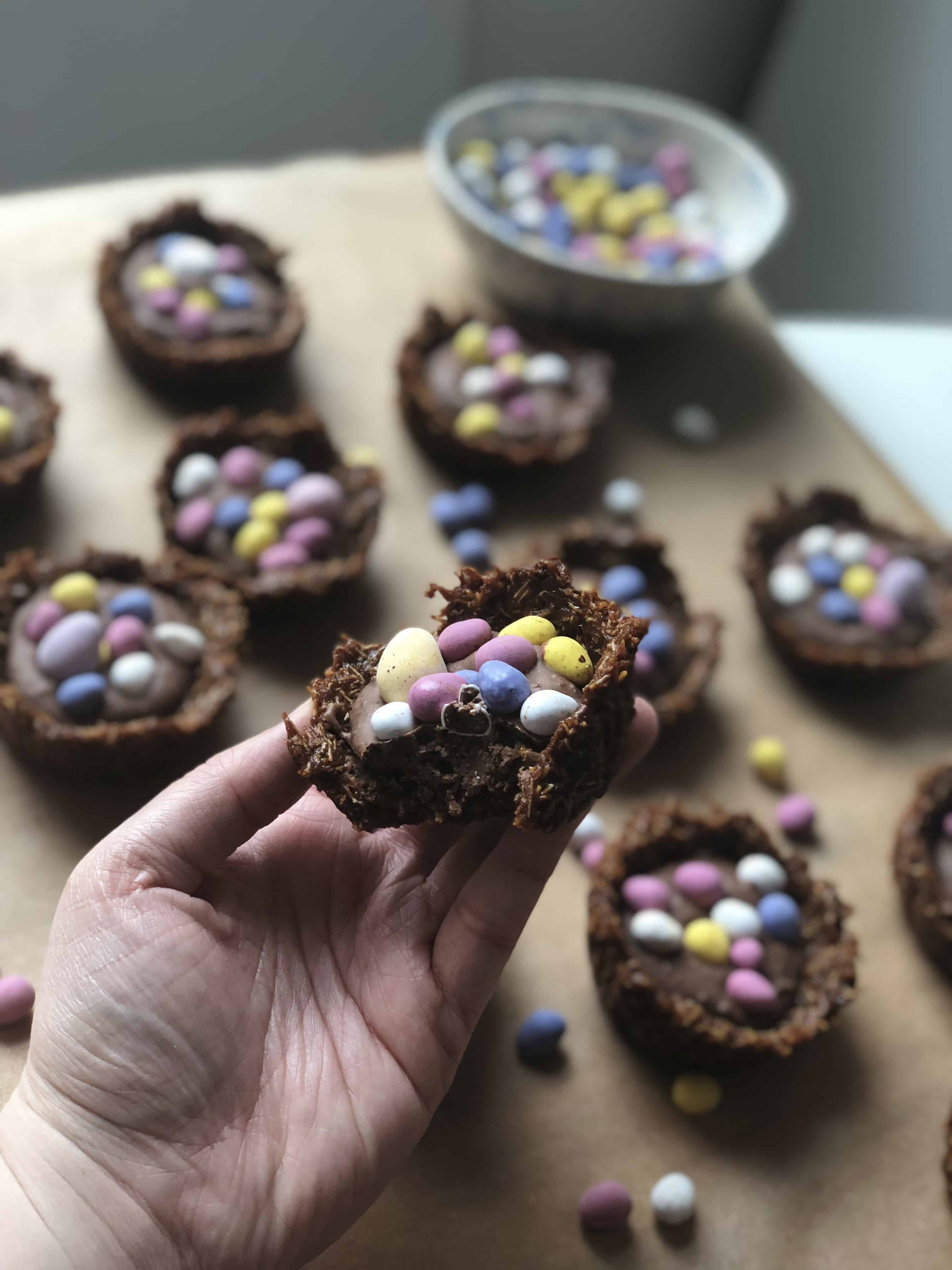 extreme easter nests
