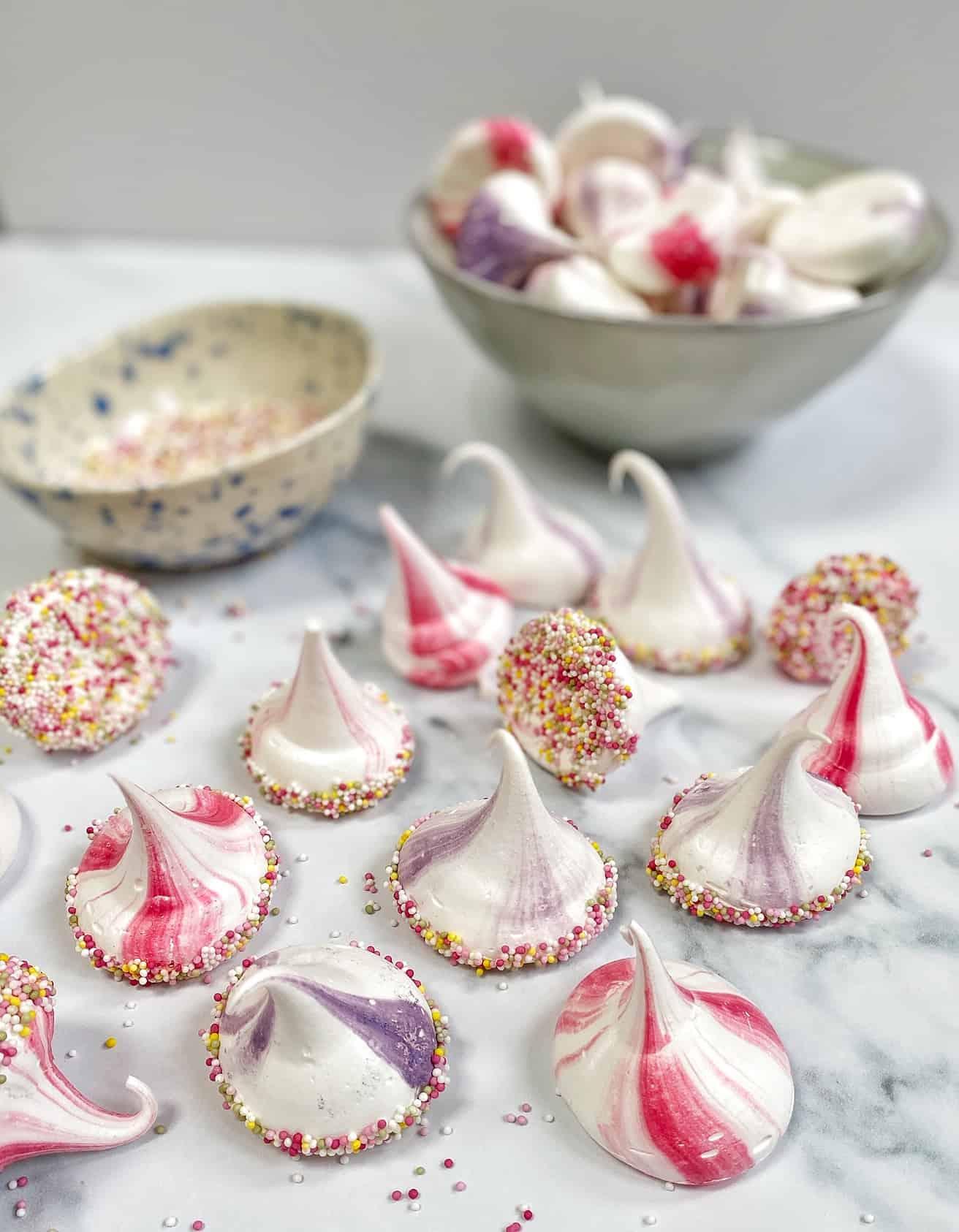 meringue kisses