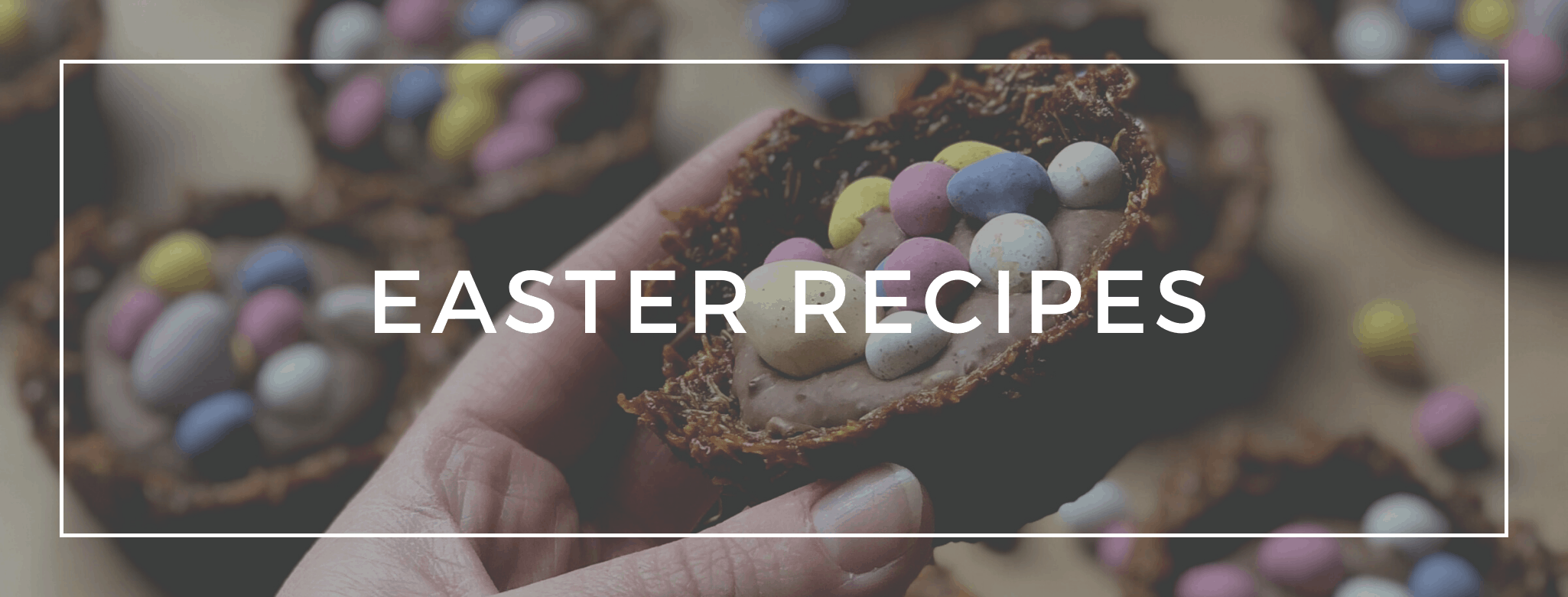 Easter Recipe Widget