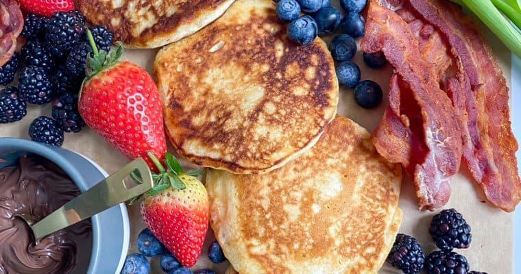 Pancake Brunch Board