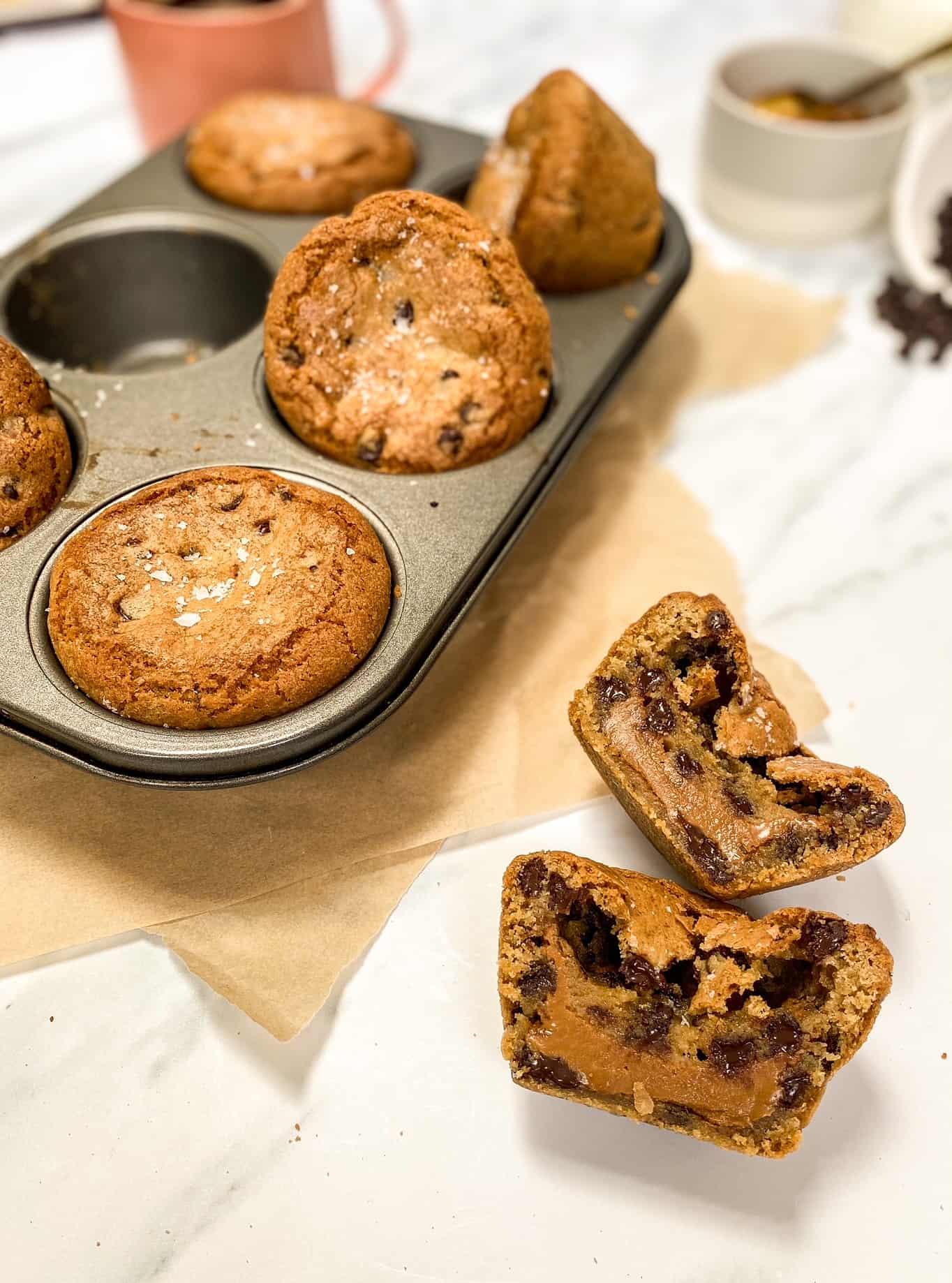 biscoff cookie pies
